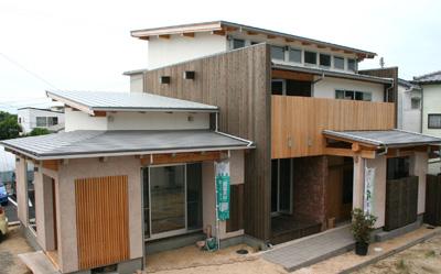 徳島すぎの家