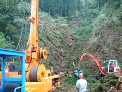 徳島県林材業協同組合